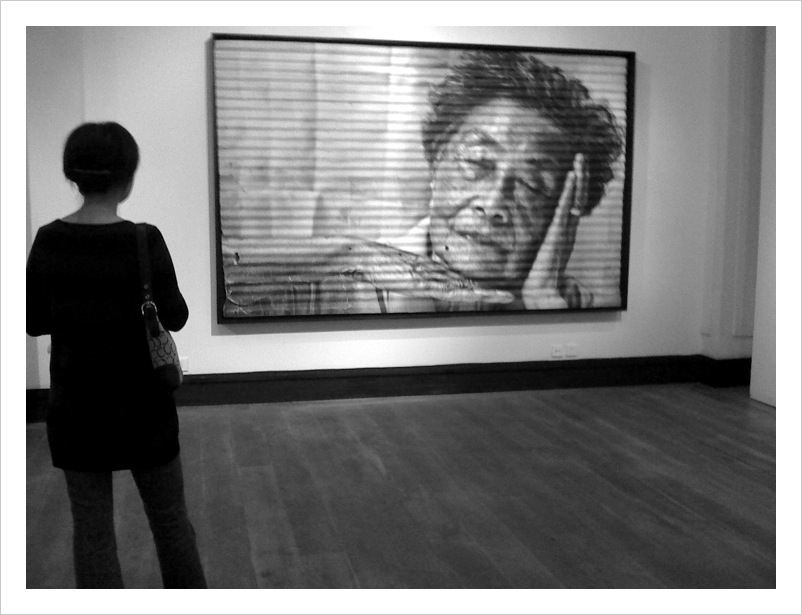 JR 'Wrinkles of the City' Exhibition (Shanghai)