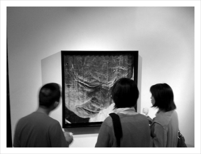 JR 'The Wrinkles of the City' Exhibition (Shanghai)