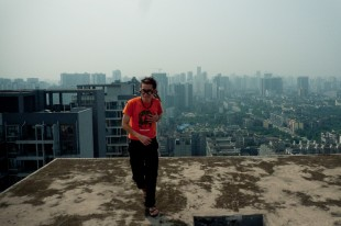 Nick Peden China Youth