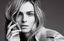 Andreja Pejic featured in Vogue Magazine